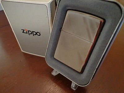 Midnight Wave Zippo Lighter Mint In Box