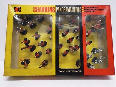 Charbens Panorama Series 24 Foot Guards Parade Band Master Set Boxed (Bs249)