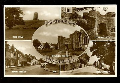 Sussex WINCHELSEA multiview RP PPC