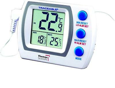 Thomas Scientific Traceable® Memory Monitoring Plus  Thermometer Model 4727
