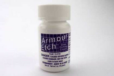 Peak Dale Armour Etch Glass Etching Cream 90ml GLAETCH85