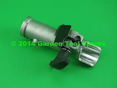 New Shaft Connector / Joining Clamp 26Mm 9 Spline Fits Various Strimmer Trimmer
