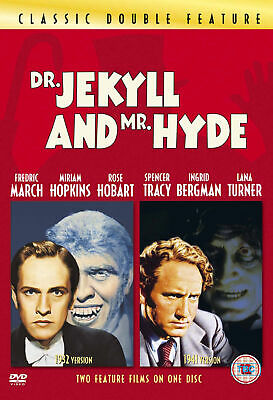 Dr Jekyll and Mr Hyde [1931 & 1941] (DVD)