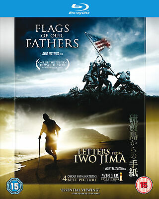 Flags of Our Fathers / Letters From Iwo Jima [2007] [Region Free] (Blu-ray)