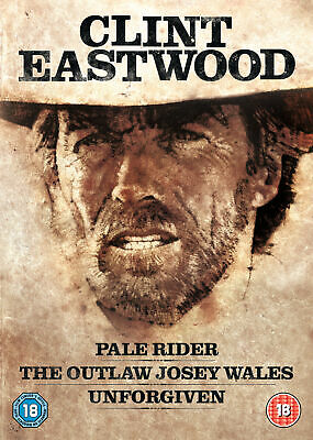 Pale Rider/The Outlaw Josey Wales/Unforgiven [2010] (DVD)