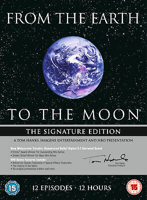 From the Earth to the Moon (Tom Hanks HBO Signature Edition) [2006] (DVD)