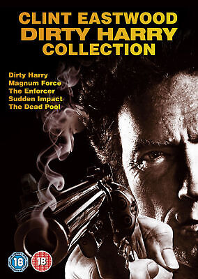 Dirty Harry Collection [2009] (DVD)