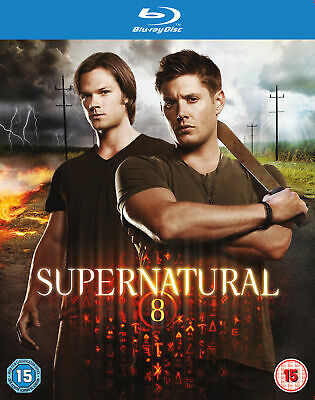 Supernatural: The Complete Eighth Season (Blu-Ray) (C-15)