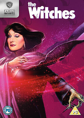 The Witches (DVD) (C-PG)