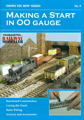 Peco No 6 Making a Start in OO Gauge Model Railway Booklet SYH06