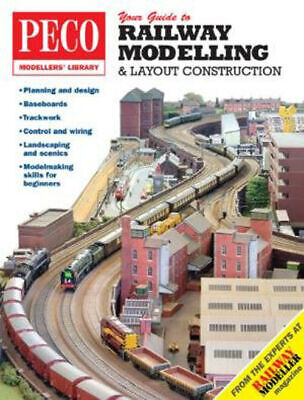 Peco Your Guide to Railway Modelling & Layout Construction PM-200