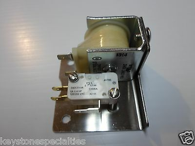 Fetco #1102.00045.00 Latch Solenoid Dispense Assembly