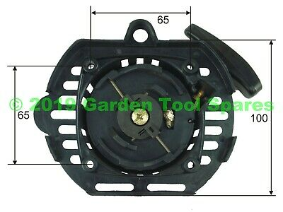Gts Recoil Pull Starter Assy To Fit Various Strimmer Hedge Trimmer Brush Cutter