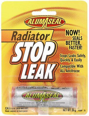 AlumAseal RADIATOR STOP LEAK - Repairs, Seals Cooling Systems, Coolant Drips
