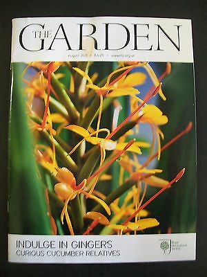 The Royal Horticultural Society. The Garden Magazine. August, 2011. VGC.