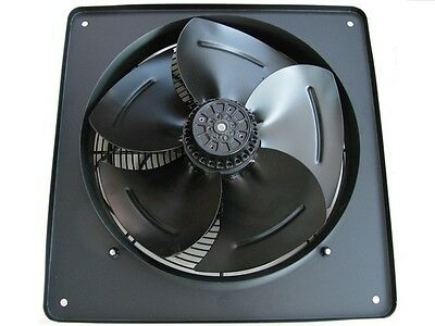 Industrial Extractor Fan 350mm, 14 inch, 240V, 1380 rpm
