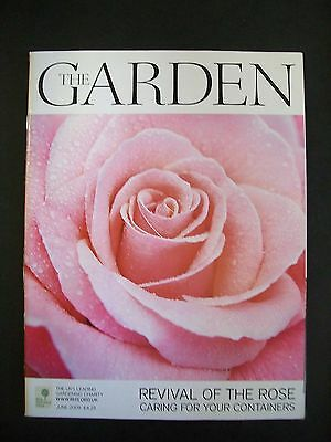 The Royal Horticultural Society. The Garden Magazine. June, 2009. VGC.