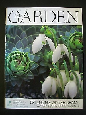 The Royal Horticultural Society. The Garden Magazine. February, 2007. VGC.