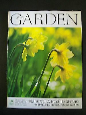 The Royal Horticultural Society. The Garden Magazine. March, 2007. VGC.