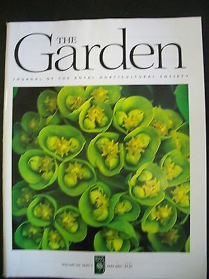The Royal Horticultural Society. The Garden Magazine. May, 2005. VGC.