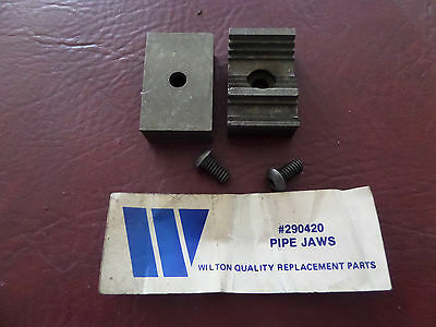 Wilton Quality Replacement Parts, 290420, Pipe Jaws