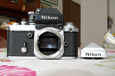 NIKON F2-A body EXC.conditions:with Photomic + Nikkor 2.8/24 & 3.5/135 BARGAIN !