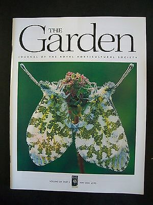 The Royal Horticultural Society. The Garden Magazine. May, 2004. VGC.
