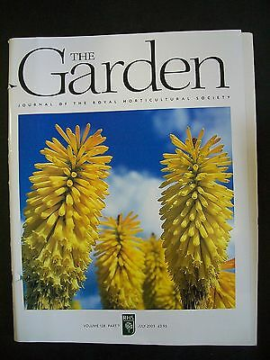 The Royal Horticultural Society. The Garden Magazine. July, 2003. VGC.