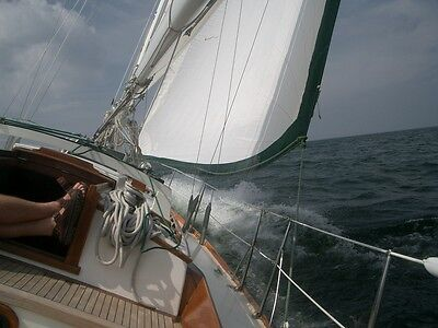 Great Classic Sloop, Famous Designer & Author Francis Kinney Patten Pipedream'36