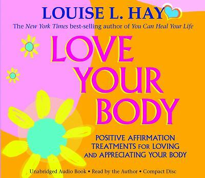 LOUISE L. HAY Love Your Body Audio CD