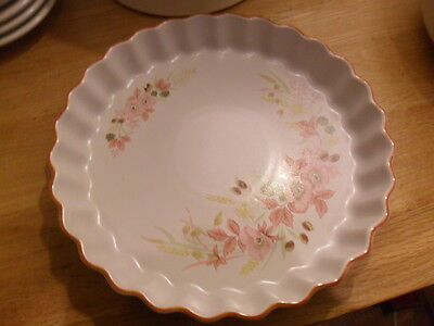 Boots Hedge Rose Large Flan Dish