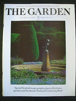 The Royal Horticultural Society. The Garden Magazine. May, 1997. VGC.