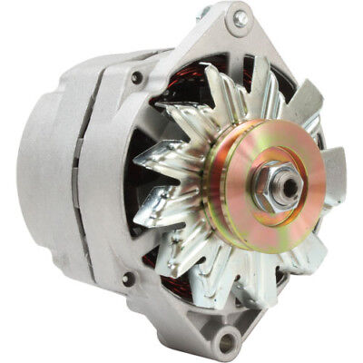 New Alternator for Tractor Delco 10SI with Tach John Deere Allis Massey 1103035