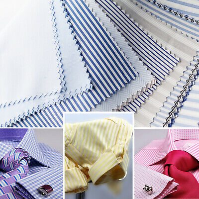 3 x CUSTOM Made to Measure Bespoke Shirts - Handsomely Handmade for Every Budget