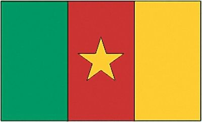 Large 3' x 5' High Quality 100% Polyester Cameroon Flag - Free Shipping