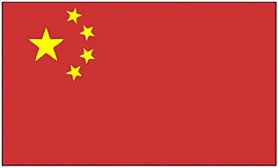 Large 3' x 5' High Quality 100% Polyester China Flag - Free Shipping