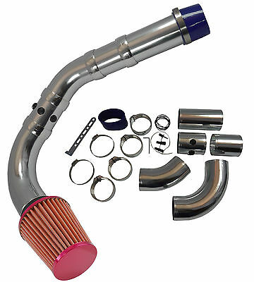 Universal Performance Cold Air Filter Induction Intake Kit K&n Style - 2103007R