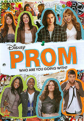 DISNEY'S PROM DVD - AMY TEEGARDEN  -SEE movie trailer befor you buy