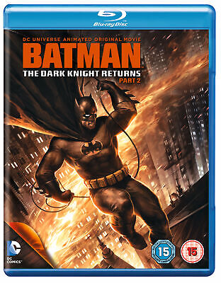 Batman: The Dark Knight Returns - Part 2 [2013] [Region Free] (Blu-ray)