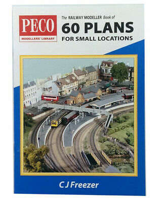 Peco 60 Plans For Small Locations PB-3