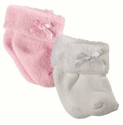"GOTZ Dolls PINK and WHITE SOCKS to fit 12-18"" 30-46cm Doll  New"