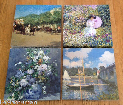 Lot of 4 Fine Art Puzzles Battle Road Laurel Ink All Complete Group A