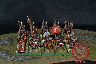 28mm Ancient WAB DPS Painted Imperial Roman Legionary Infantry  WP6131