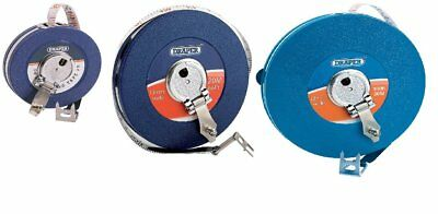 Draper Expert Fibreglass Measuring Tape 10Mtr 20Mtr or 30Mtr Tapes 13mm Wide DIY