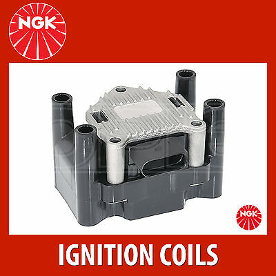 NGK Ignition Coil - U2003 (NGK48010) Block Ignition Coil - Single