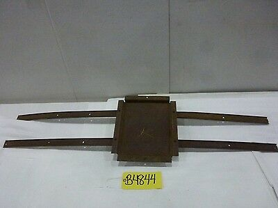 Ford Model A Pick-Up Bed Center Pan and Cross Strips