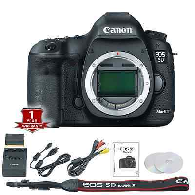 Canon EOS 5D Mark III 22.3 MP DSLR Camera (Body Only) BLACK FRIDAY SALE