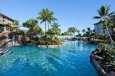 WESTIN MAUI KAANAPALI OCEAN RESORT AUG 9-16, 2015  1 BEDROOM (7) NIGHTS