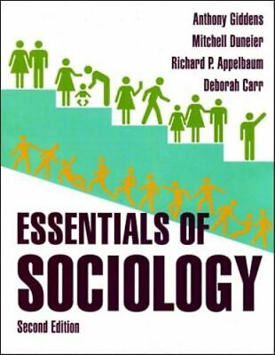 Essentials of sociology by anthony giddens 1395 picclick essentials of sociology by anthony giddens deborah carr richard p fandeluxe Choice Image