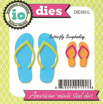American Made Steel Impression Obsession Dies Beach theme PADDLEBOARDERS